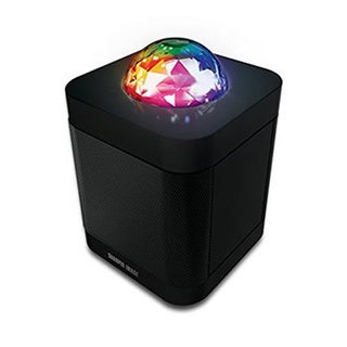 Sharper Image Disco Light Bluetooth Speaker