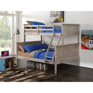 Donco Kids Twin Over Full Panel Bunk Bed