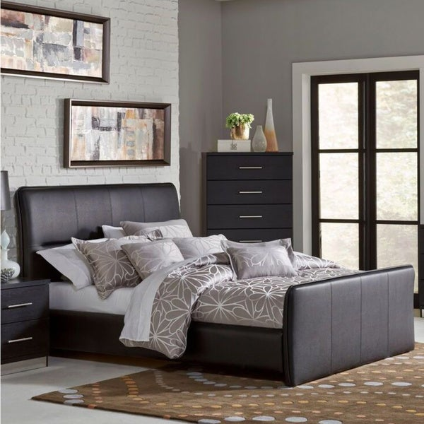 Barron Upholstered Bed