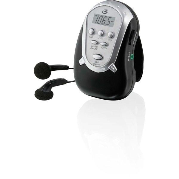 GPX Portable AM/ FM Armband Radio