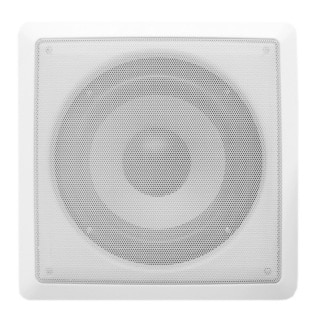 Acoustic Audio CS-IW8SUB In-Wall/Ceiling 250 Watt 8-inch Home Theater Passive Subwoofer