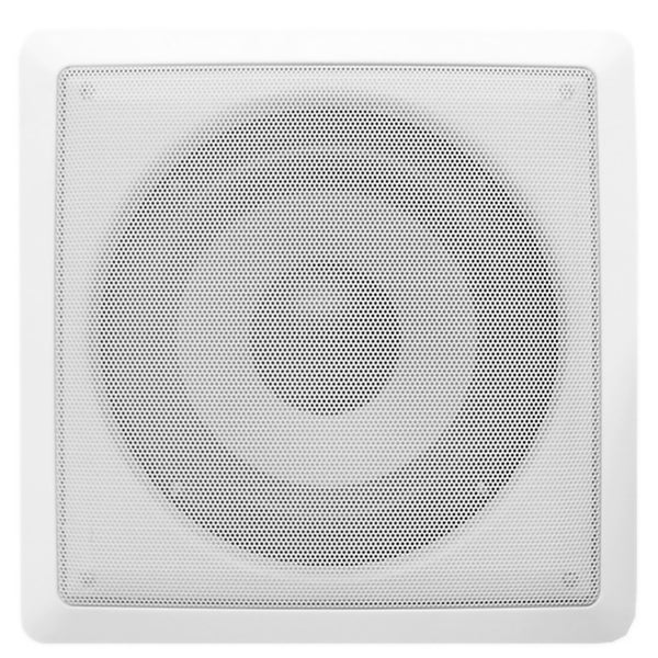 Acoustic Audio CS-IW10SUB In-Wall/Ceiling 300 Watt 10-inch Home Theater Passive Subwoofer