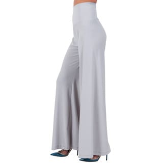 Koh Koh Women's Wide Leg Flared Palazzo Yoga Pants