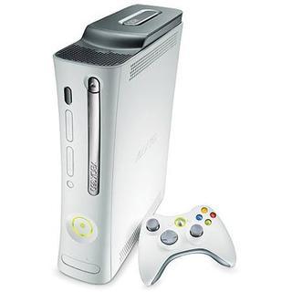 Xbox 360 Pro Console, 250GB White