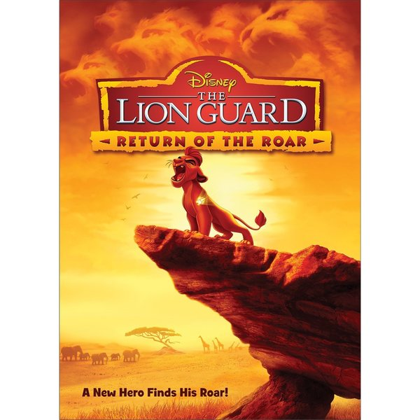 The Lion Guard: Return Of The Roar (DVD) 16930784