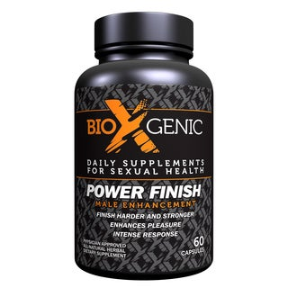 BIOXGENIC Power Finish (60 Capsules)
