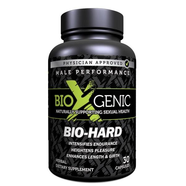 BIOXGENIC BioHard (30 Capsules)