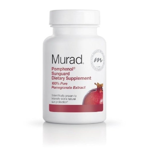 Murad Pomphenol Sunguard Dietary Supplements (60 Tablets)
