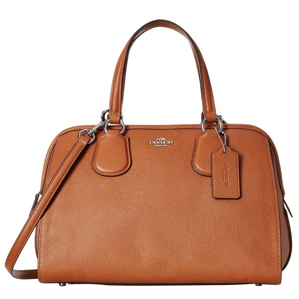 Coach Crossgrain Updated Nolita