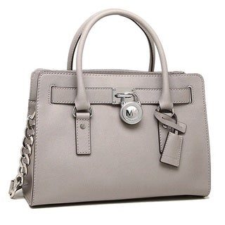 MICHAEL Michael Kors Hamilton East/West Leather Tote
