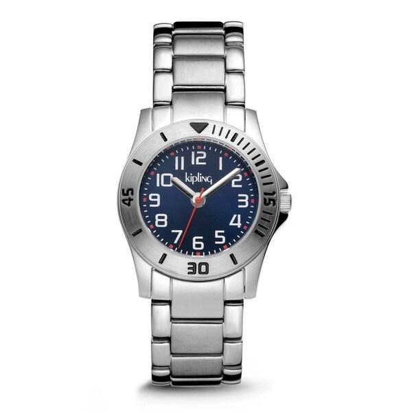 Kipling Sport Kids' Stainless Steel Quartz Watch