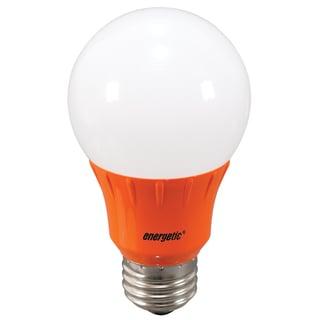 4-watt Orange LED A19 Bulb