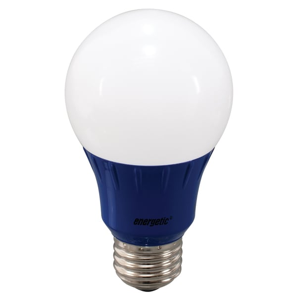 4-watt Blue LED A19 Bulb