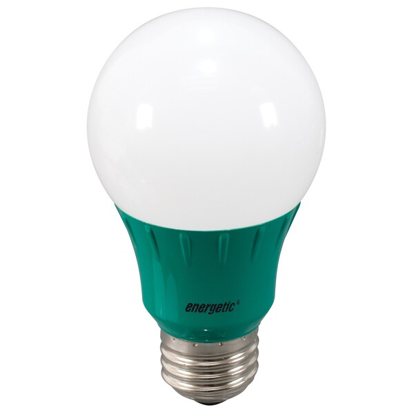 4-watt Green LED A19 Bulb