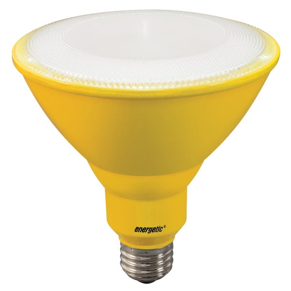 8-watt PAR38 Yellow LED