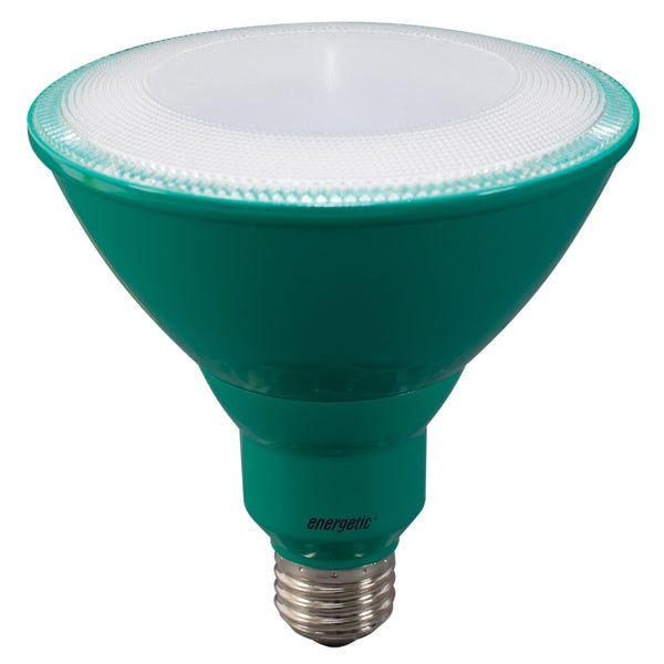 8-watt Green LED PAR38 Bulb