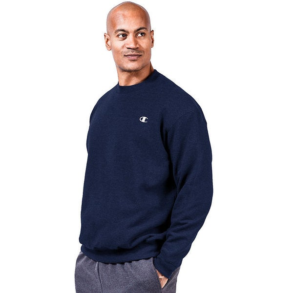 Champion Men's Big & Tall Fleece Sweatshirt 16944222