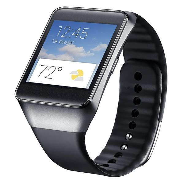 Samsung Galaxy Gear Live R382 AMOLED Display Smart Watch - Black