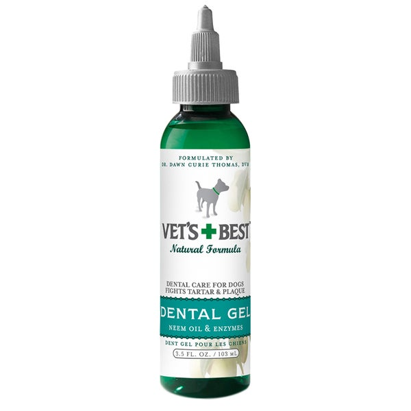 Brampton Company Vet's Best Dental Gel for Dogs