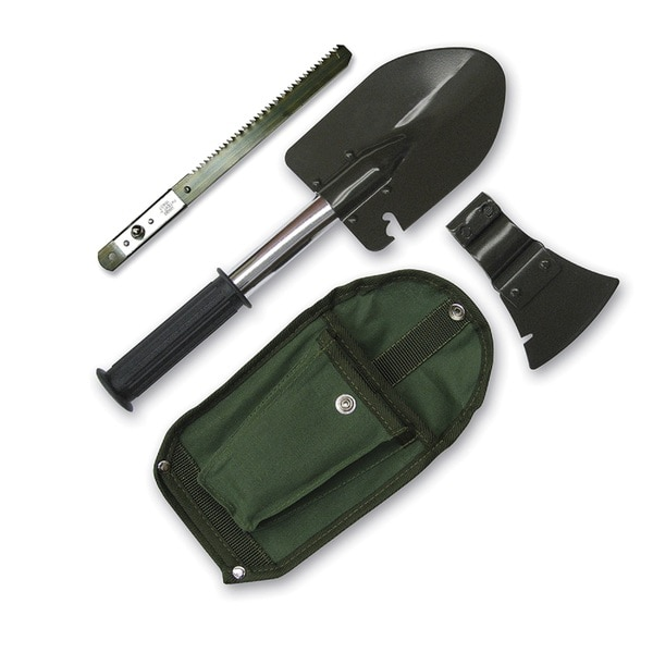 Stansport 6-In-1 Survival Tool