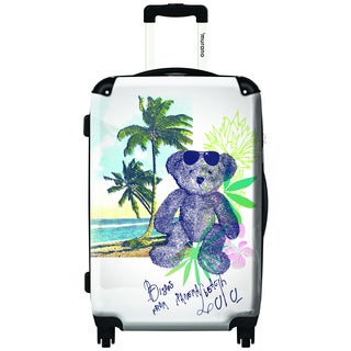 Murano by iKase Bisou from Panama 20-inch Carry On Hardside Spinner Suitcase