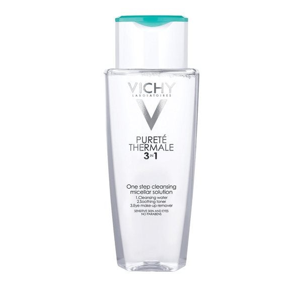Vichy Purete Thermale Three-in-One 6.76-ounce Cleanser