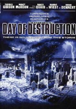 Category 6: Day Of Destruction (DVD)