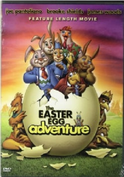 The Easter Egg Adventure (DVD)