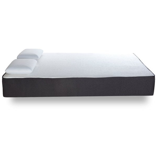Spring Coil 10-inch King-size Gel Memory Foam Mattress