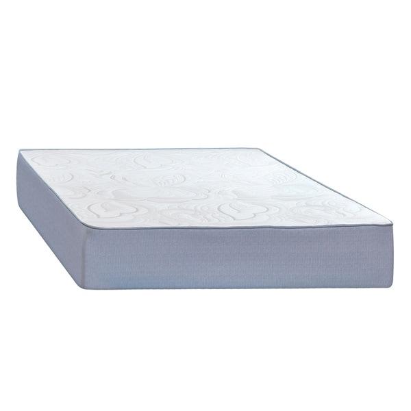 Spring Coil 10-inch Queen-size Gel Memory Foam Mattress