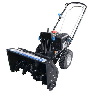 AAVIX AGT1424 24-Inch 208CC 2-Stage Electric Start Self-Propelled snow blower