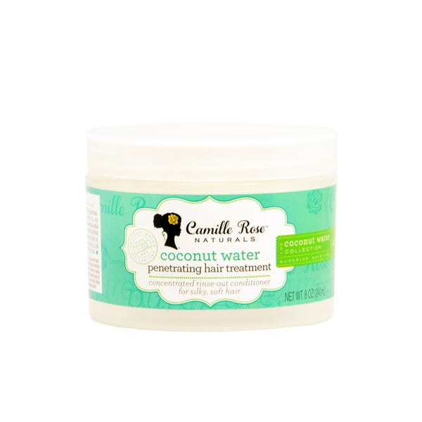 Camille Rose Coconut Water Penetrating 8-ounce Hair Treatment
