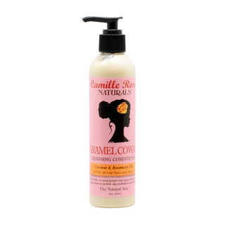 Camille Rose Naturals Caramel Cowash Cleansing 8-ounce Conditioner