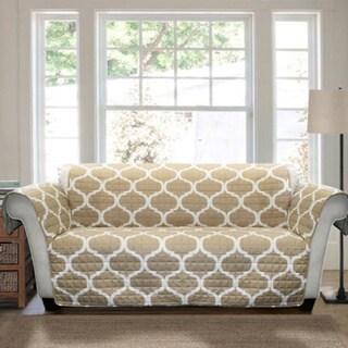 Lush Decor Geo Sofa Furniture Protector