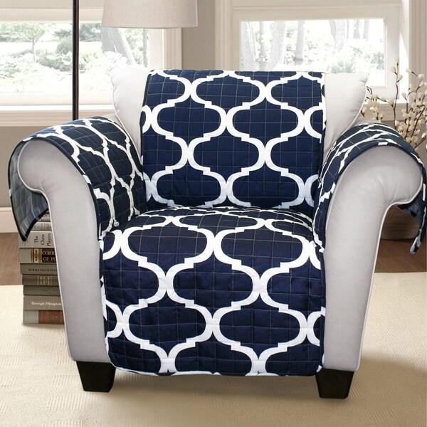 Lush Decor Geo Armchair Furniture Protector