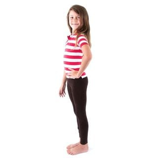 Soho 7-12 years Kids Cable Knit Fit Leggings