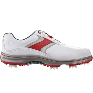 FootJoy Contour Series Golf Shoes 2015 CLOSEOUT White/Red/Grey