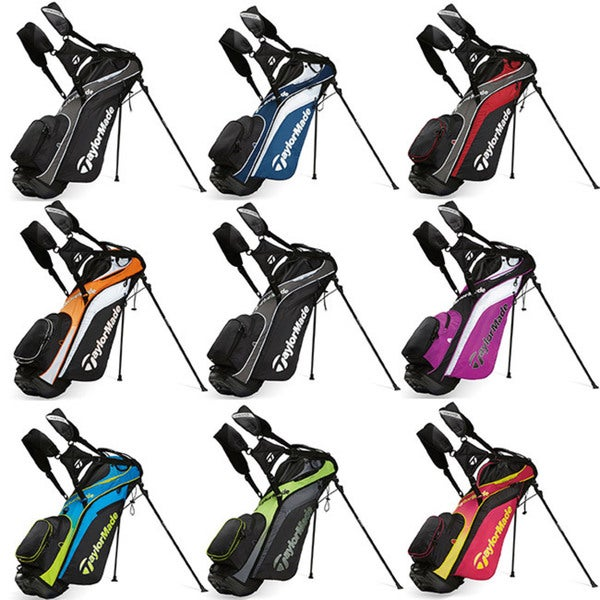 TaylorMade Mens Tourlite Stand Bag