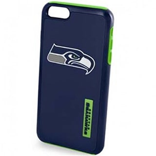 NFL Seattle Seahawks Dual Hybrid Case for Apple iPhone 6 /6s