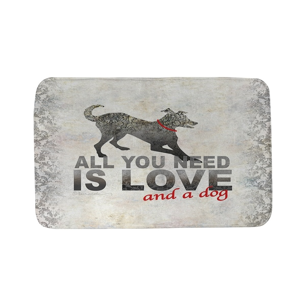 Thumbprintz All You Need Bath Mat