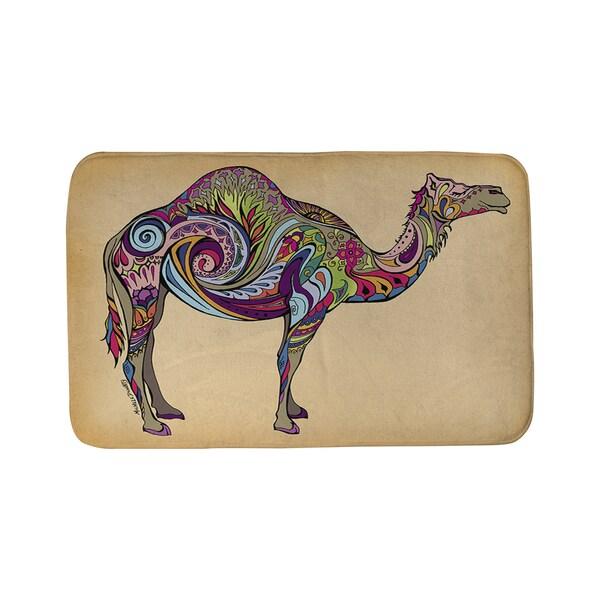 Thumbprintz Camel Bath Mat