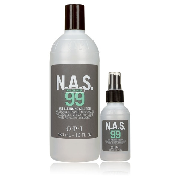 OPI N.A.S. 99 Nail Cleansing Solution Kit