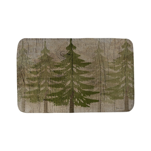 Thumbprintz Pines Bath Mat