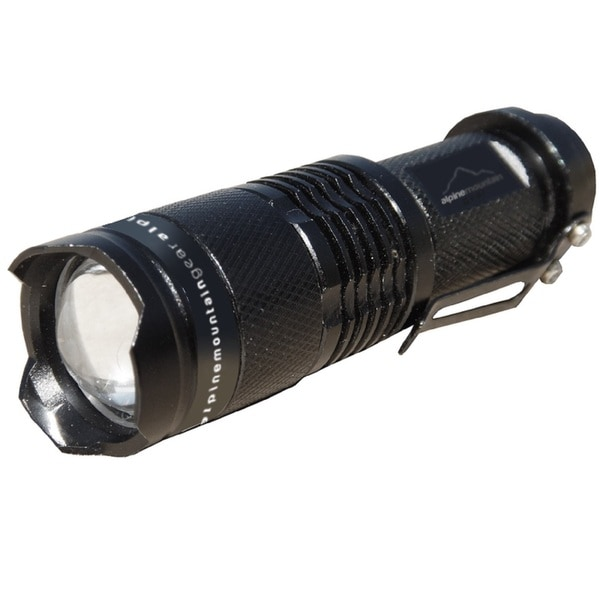 Alpine Mountain Gear 80 Lumen Multi Function Flashlight