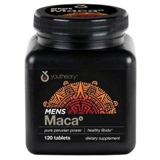 Youtheory Men's Maca (120 Tablets)