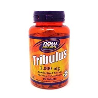 Now Foods 1000 MG SportsTribulus (90 Tablets)