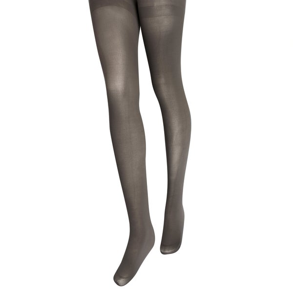 Zodaca Grey Women Color Stockings Tights