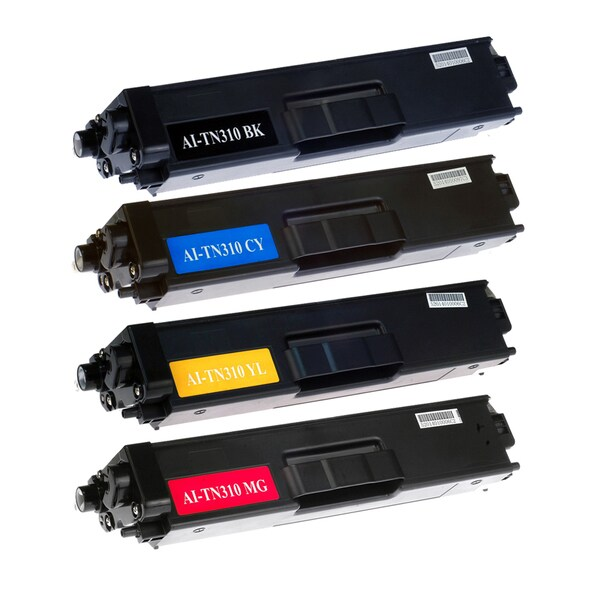 4PK Brother TN315 KCYM Multi Color Toner Cartridge For Printers MFC-9460 9560 9970 HL-4150 4570 Series