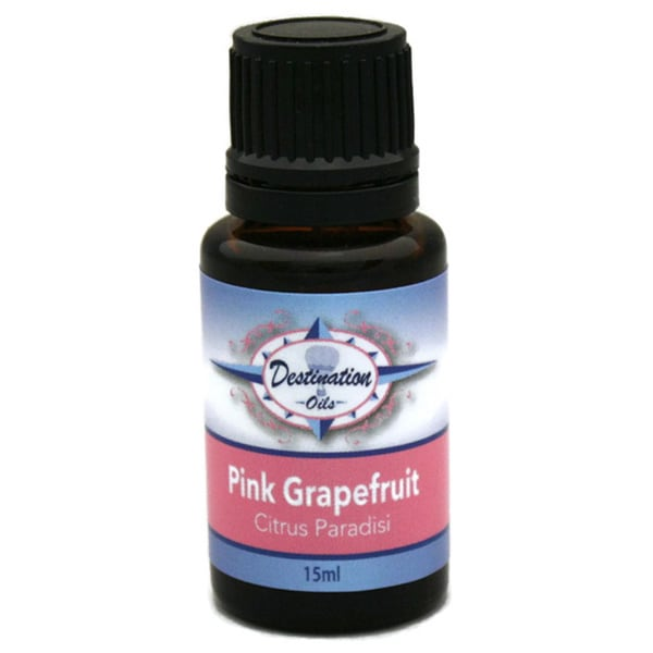 15ml Pink Grapefruit (Citrus Paradisi) Essential Oil