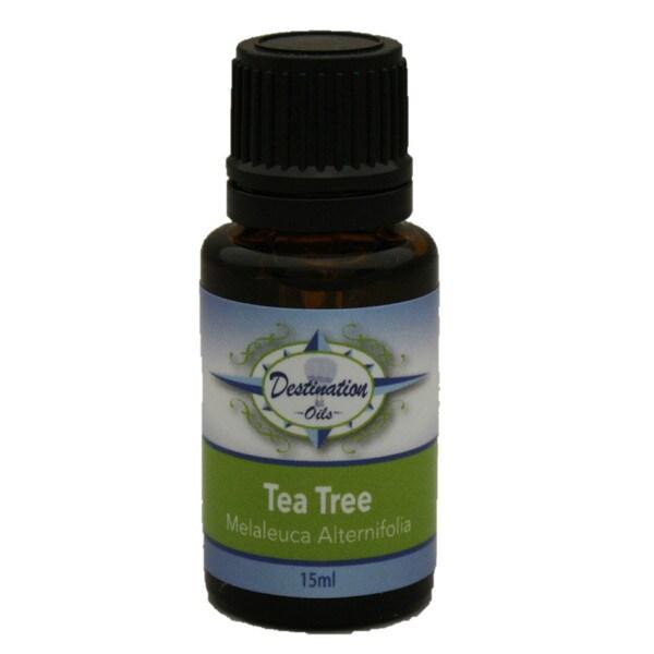 15ml Tea Tree (Melaleuca Alternifolia) Essential Oil